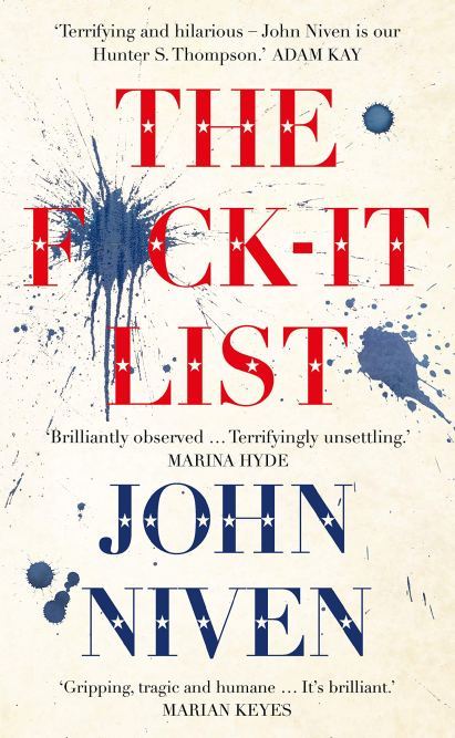 The F_ck It List Cover