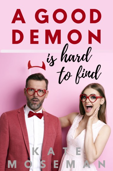 A Good Demon Is Hard to Find Ebook Cover Wide