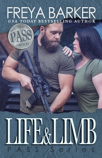 Life and Limb (PASS Series Book 2) by Freya Barker