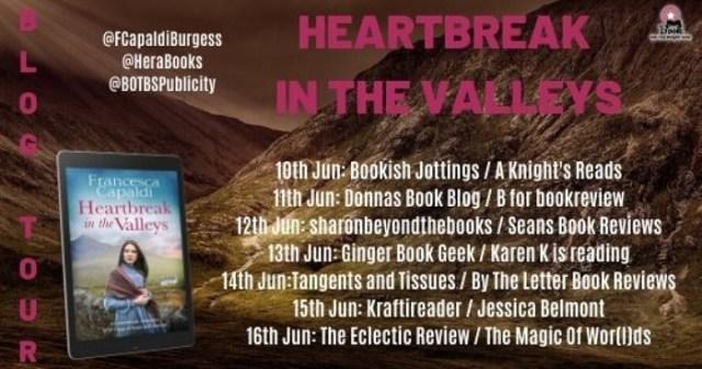 Heartbreak in the Valleys Banner