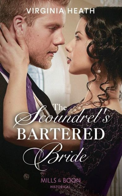 The Scoundrels Bartered Bride Cover