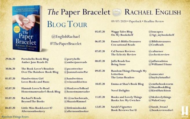 Paper Bracelet BT Poster