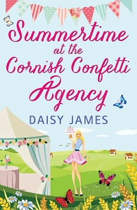Summertime at the Cornish Confetti Agency by Daisy James