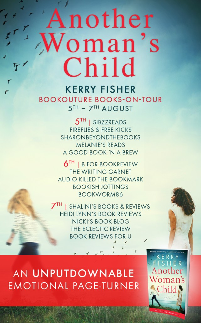 Another Man's Child - Blog Tour