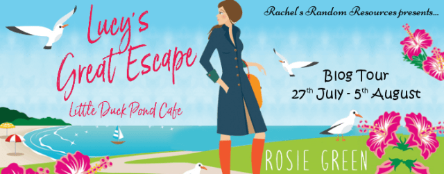 Lucys Great Escape Banner