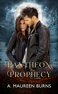 The Pantheon Prophecy (Paladin, Book 1) by A. Maureen Burns