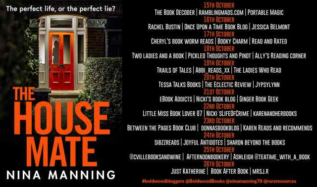 The House Mate Full Tour Banner