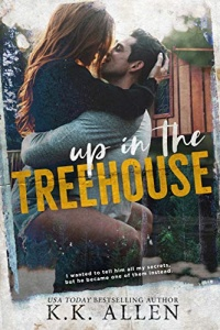 Up in the Treehouse (BelleCurve #1) by K.K. Allen
