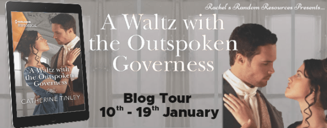 A Waltz with the Outspoken Governess