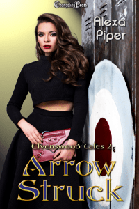 Arrow Struck (Elvenswood Tales #2) by Alexa Piper