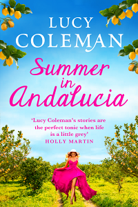 Summer at Andalucia by Lucy Coleman