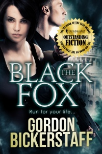 The Black Fox (Lambeth Group #3) by Gordon Bickerstaff