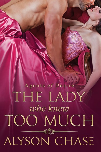The Lady Who Knew Too Much