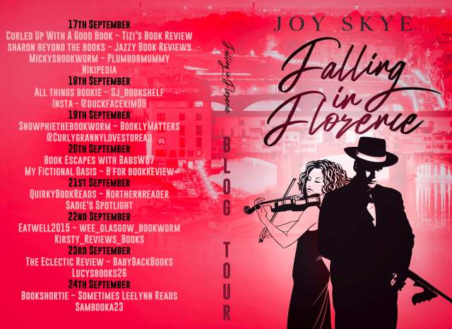 Falling In Florence Full Tour Banner