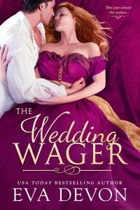The Wedding Wager by Eva Devon