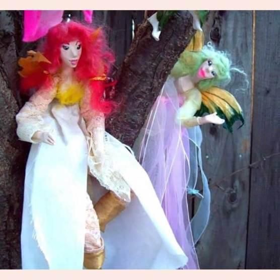 Fairy Dolls by FaerySpell Creations