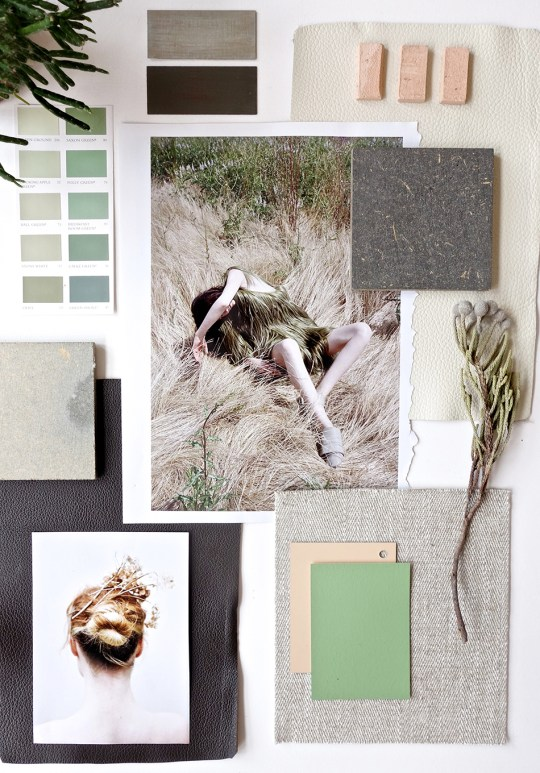 Eclectic Trends- my March mood board