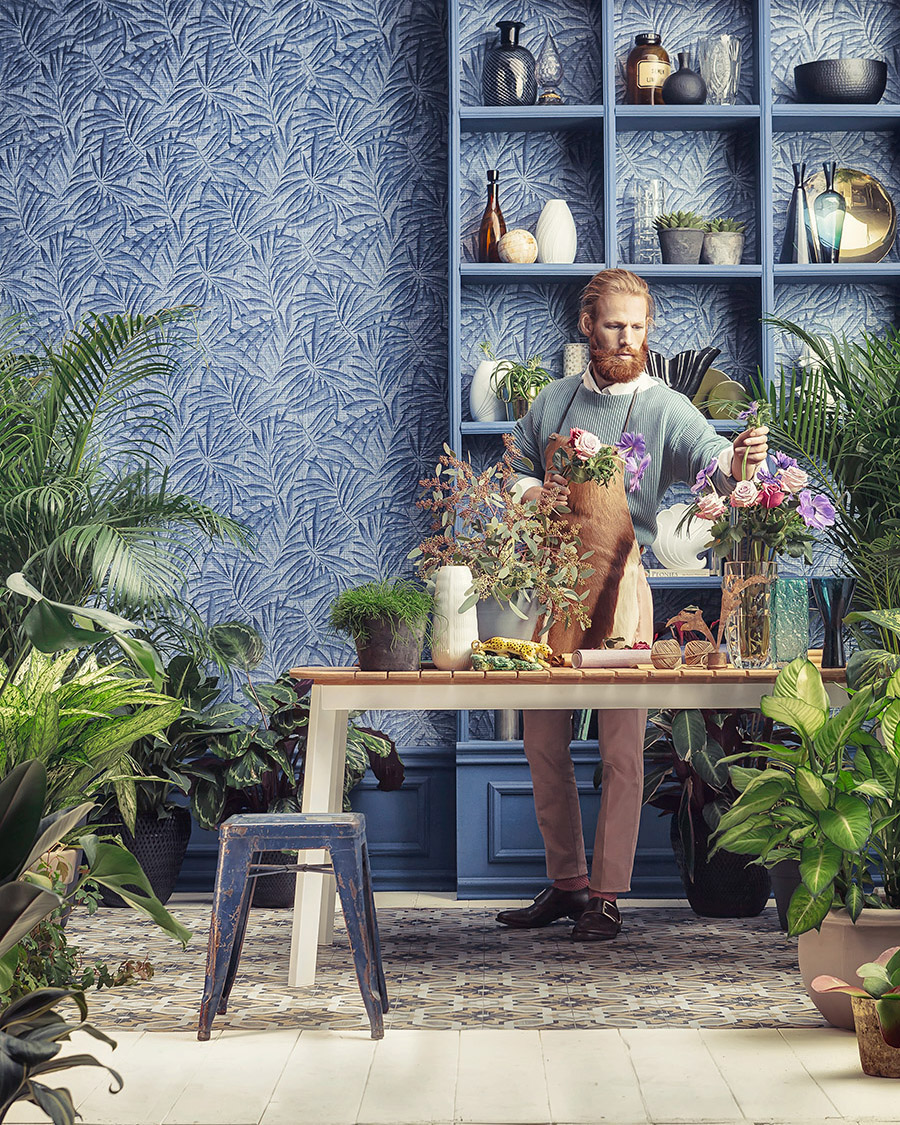 Urban Jungle Decorating Kitchen: Urban Jungle Trend The Italian Way
