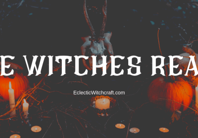 Do witches actually exist?