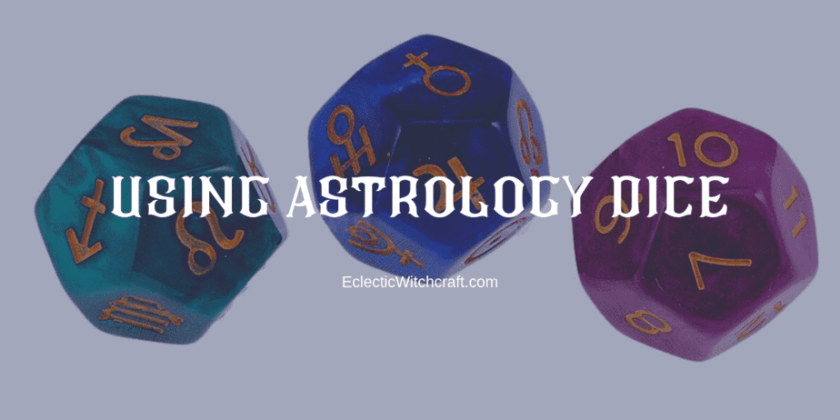How To Read The Symbols On Astrology Dice