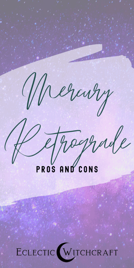 When Mercury is in retrograde and everything seems to be going wrong, you may want advice on how to survive. This is my Mercury retrograde survival guide! Learn the pros and cons of Mercury retrograde and what Mercury Retrograde means. Mercury retrograde lessons. Is Mercury retrograde now? How to survive Mercury retrograde. I survived Mercury retrograde! Mercury retrograde calendar. Mercury retrograde kit. Mercury retrograde protection. Mercury retrograde shirt. #witchcraft #mercuryretrograde