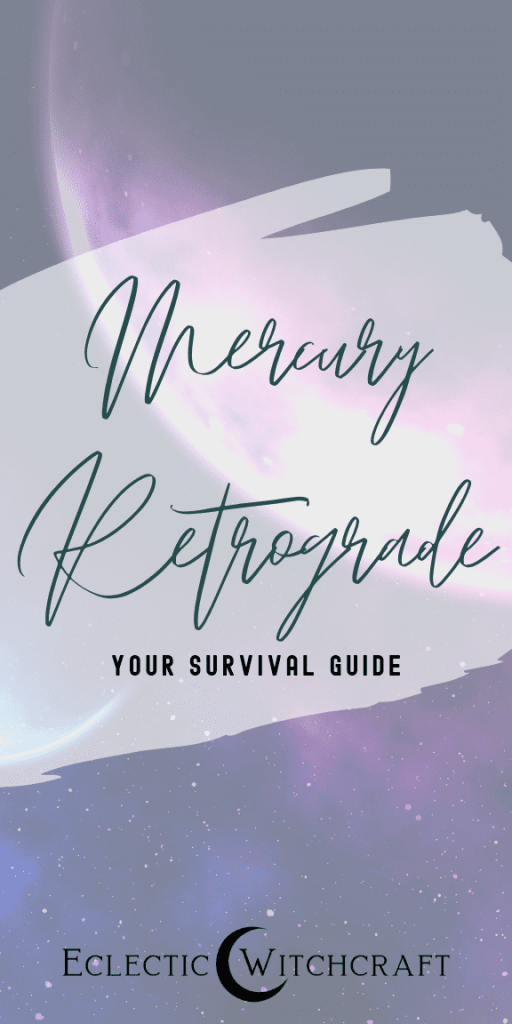 Mercury Retrograde 2019 Pros and Cons PLUS How To Survive It