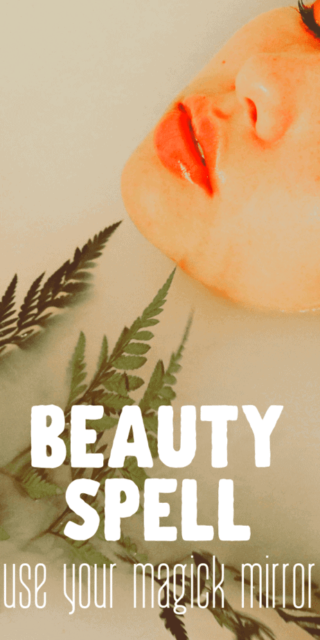 Beauty spell magick: Work with a goddess of love to make yourself more beautiful. #witchcraft #beauty #spell #beautyspell #witch #pagan #wicca