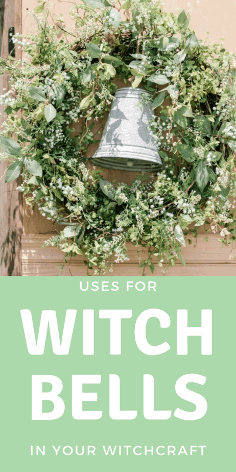 Are bells on your witch tools list? This is an essential product for witchcraft and paganism. #witchcraft #witch #pagan #wicca #paganism #wiccan #druid #protection #bells #spells #magick #magic #bookofshadows #tips #tools