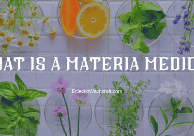 What Is A Materia Medica?