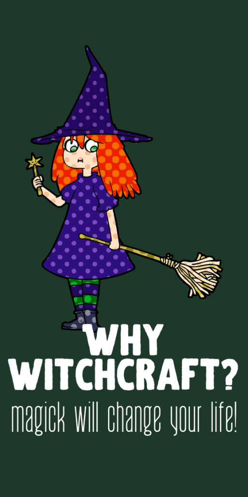 Chaos magick and reasons to become a witch. Includes a list of 15 reasons to be a witch. Magick for beginners. #witchcraft #witch #pagan #wicca #occult #magick #blog #blogpost