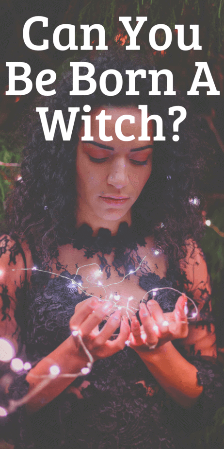 Can someone be born a witch? As a mother, I have watched my son grow up and he seems to naturally have a grasp of magic. Most kids use magical thinking, in fact. Learn about those who are born into witchcraft. #witch #witchcraft #pagan #wicca #occult #parenting #parents #children #kids