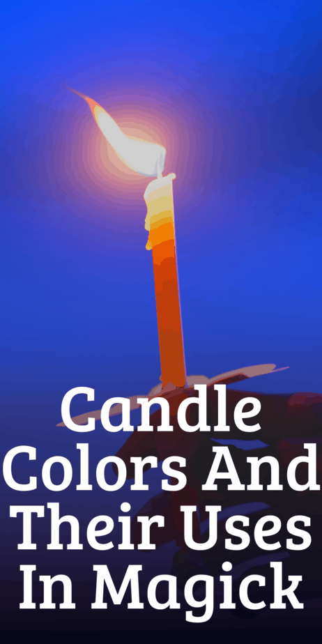 Start using magic with easy candle spells. This guide will tell you when to use the different colors of candles that are out there, perfect for beginner witches. Learn witchcraft the easy way at Eclectic Witchcraft! #witchcraft #witch #magick #spells #candles #pagan #paganism #wicca #wiccan #occult
