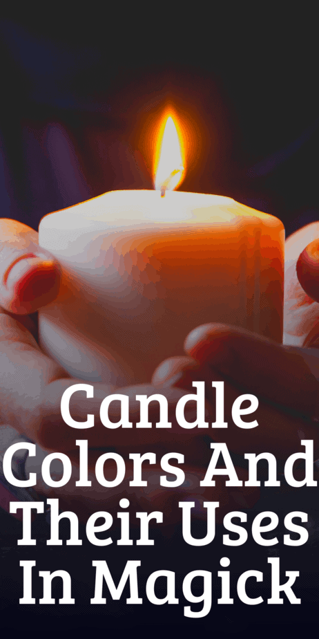 If you are a beginner witch, candle magick is a great place to start. This list of candle colors and their meanings in witchcraft will help you to start with candle magic for beginners. Learn the right color for your witch spells that work. Pink is a great candle color for love magic, black is for curses, orange is for creativity spells. Learn more in this quick blog post. Do some easy magick with candles! #witchcraft #witch #magick #spells #candles