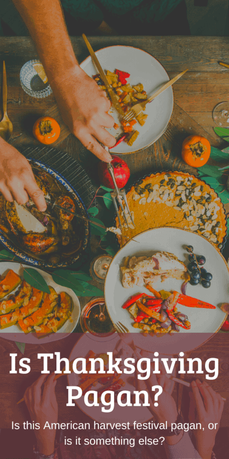 Is Thanksgiving pagan in origin? Or does this harvest festival tie into our intrinsic beliefs about the world? Learn more about the history of Thanksgiving and the myth of the first American Thanksgiving. #thanksgiving #harvest #harvestfestival #pilgrims #puritans #history #pagan #wicca #paganism #wiccan