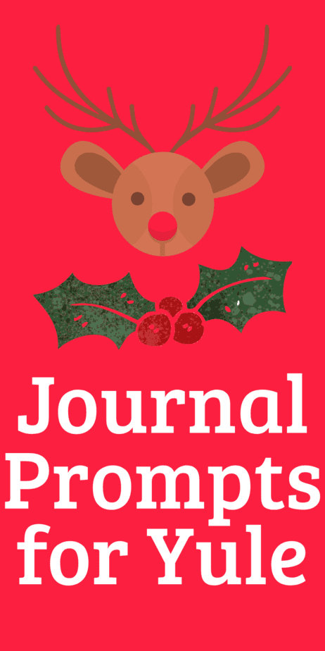 What to write in your bullet journal for Yule. The perfect Wiccan writing prompts. Bullet journal ideas. Journaling tips. Self care techniques. #yule #christmas #bulletjournal #journaling #writing #writingprompts #pagan #wicca #occult #witch #witchcraft #winter #journal #selfcare #bujo