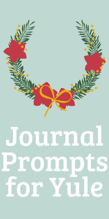 Journal prompts for Christmas. What makes Christmas special to you? Bullet journal ideas. Journaling tips. Self care techniques. #yule #christmas #bulletjournal #journaling #writing #writingprompts #pagan #wicca #occult #witch #witchcraft #winter #journal #selfcare #bujo