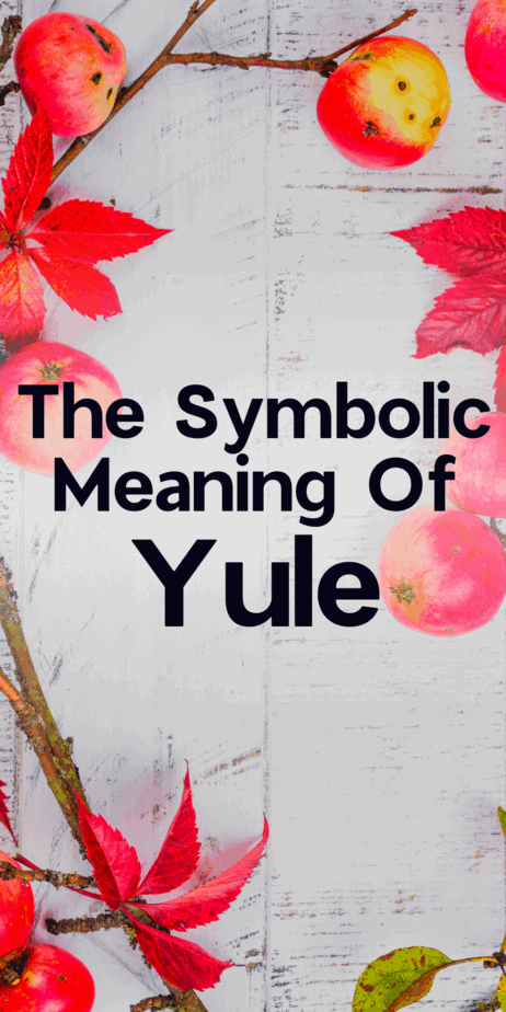 What is the real meaning of Yule? Learn about the symbolism of this pagan holiday. Whether you're Wiccan, Christian pagan, or an Eclectic Witch, it helps to know why we celebrate the Winter Solstice. Also, learn about the deities of Yule and why we worship them. Crystals for Yule. Colors of Yule. Food and drinks for Yule. Yule activities. Why do we drink wassail and go carolling? Why do we hang mistletoe? When is Winter Solstice? #yule #christmas #wintersolstice #pagan #witch #wicca #wiccan