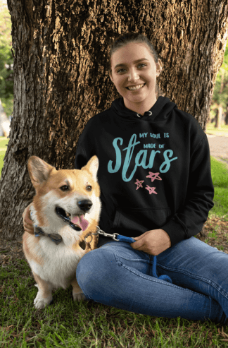 Your soul holds ancient matter that has cycled within animals, plants, and planets. This ancient matter ties you to every part of the universe and makes you a cosmic, spiritual being. #hoodie #sweater #fashion #ootd #spiritual #spirituality #newage #boho #hippie #science