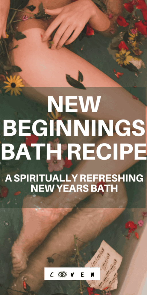 Start the new year right. Start 2020 with a spiritual refresh bath. New year pagan rituals. Wiccan spells. Herbalist magic. Magical correspondences of herbs. Green witch. Green witchcraft. Licorice root herbalism. Pine needles herbalism. Rosemary herbalism. Hawthorn herbalism. New years day traditions. #newyear #newyears #2020 #bath #herbalism #witch #witchcraft