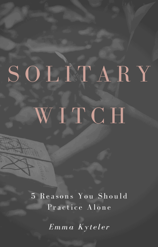 Solitary Witch: 5 Reasons You Should Practice Alone Offline PDF Cover