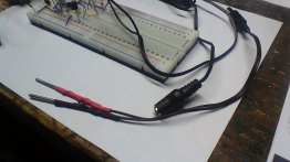 Breadboarding for the blood electrifier that could defeat all viral infections and bioweapons.