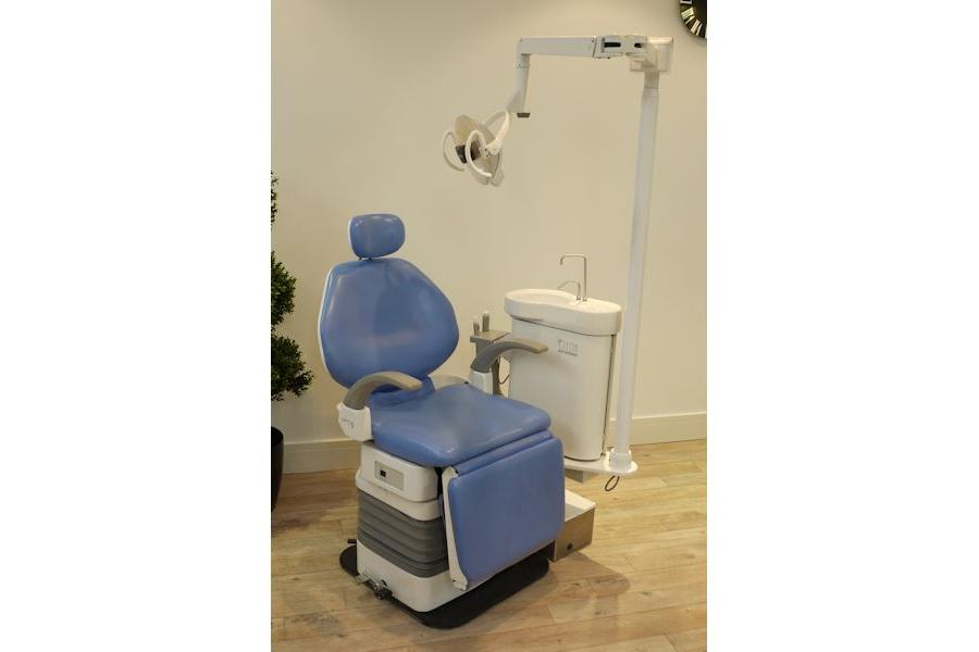 Second Hand Belmont PRO 037 II Chair  Eclipse Dental