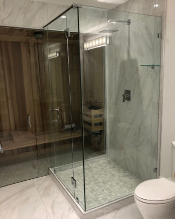 Frameless Shower Doors Vancouver Glass Railings West Vancouver