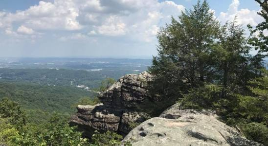 Rock City, Lookout Mountain, Chattanooga, Tennessee