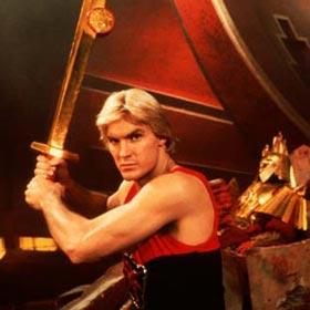 Flash Gordon gets Sam Jones as Guest Star