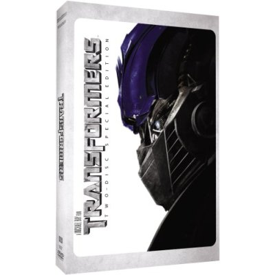 Transformers DVD EclipseMagazine.com Review