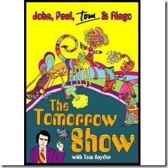 Joh, Paul, Tom & Ringo Box Art