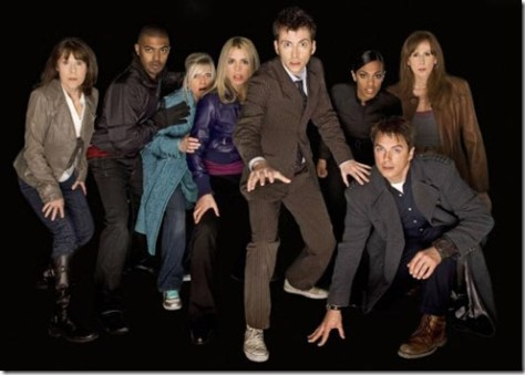 Doctor and Companions