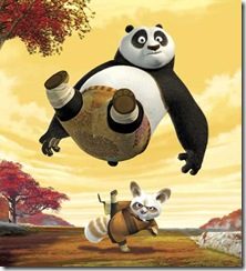 Po & Master Shifu