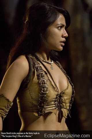 INTERVIEW: THE SCORPION KING 2: RISE OF A WARRIOR ...